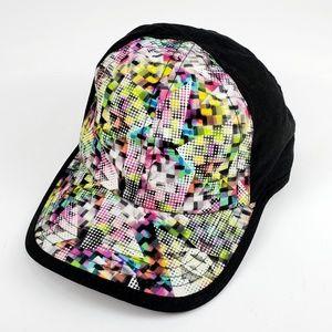 Fila Sport Black and MultiColored Hat